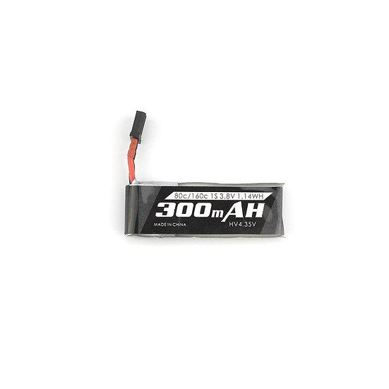 Nanohawk Spare Parts - 4.35HV 1S 300mAh 80C Lipo Battery