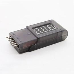 Digital Battery Voltage Displayer