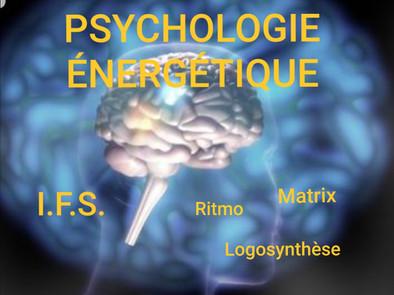 Approches thérapeutiques qui améliorent la connexion entre les différents systèmes bioénergétiques, les processus neurophysiologiques et électrophysiologiques et les fonctions mentales impliquant les pensées, les émotions, les sensations et les comportements, qui existent, interagissent et se reflètent dans les schémas bioénergétiques au sein du système esprit- corps- cœur-énergie et autour de lui.   LOGOSYNTHÈSE ou Technique à 5 phrases Considérée comme une nouvelle branche sur l'arbre des psychologies énergétiques, est un outil innovant et complet de développement personnel.  I. F. S. Internal Family System / Système Familial Intérieur (Ego-States Therapy) Traitement des différentes parties en Soi, permettent de construire ou reconstruire une stabilité de fond ou de développer les ressources et aptitudes utiles et nécessaires, à un équilibre psychique et à bien-être. Cette approche thérapeutique reconnue, permet notamment, de reconsolider et de réparer les troubles de l'attachement.  Ces troubles spécifiques naissent d'une insécurité émotionnelle et affective pendant les premières années de vie…  RITMO Stimulation Oculaire Bilatérale (EMDR) Utilisent la stimulation bilatérale, soit par le mouvement des yeux, soit par des stimuli auditifs ou cutanés, pour induire une résolution rapide des symptômes liés à ces événements traumatiques du passé.  Deux actions importantes => Débloquer les mémoires et les émotions difficiles stockées dans le système nerveux central => Aider le cerveau à retraiter, l'expérience vécue pour la « digérer » et « évacuer ».  MATRIX Reimprinting ou Réencodage de la Matrice  Permet de réduire l'intensité émotionnelle dans nos champs d'énergie des évènements stressants et traumatiques vécus dans le passé, non seulement en tant que souvenirs, mais en tant que corps d'énergie spécifiques.