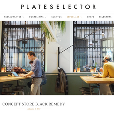 PLATE SELECTOR