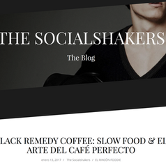 THE SOCIAL SHAKERS