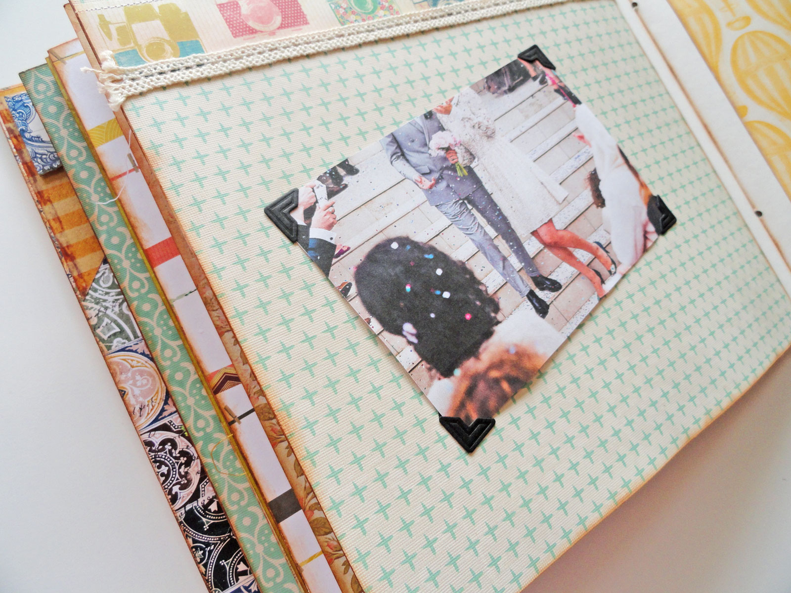 scrapbooking-wedding