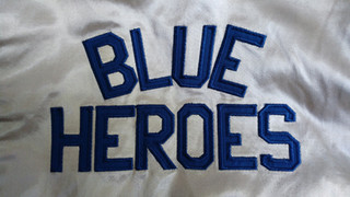 Creating a new piece: Blue Heroes