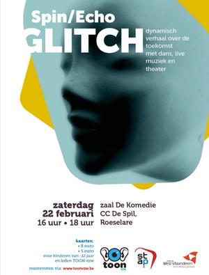 GLITCH! Try-outs, 22 februari, De Spil, Roeselare, Belgie