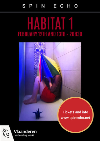 This weekend! Habitat 1