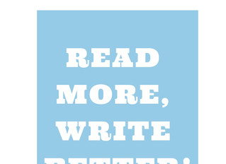 Read More, Write Better!