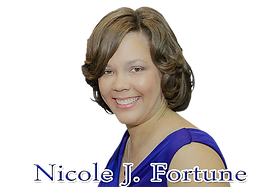 """Nicole J. Fortune Author of """"From Selfie To Wifey"""""""