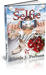 """Book Cover of """"From Selfie to Wifey"""""""