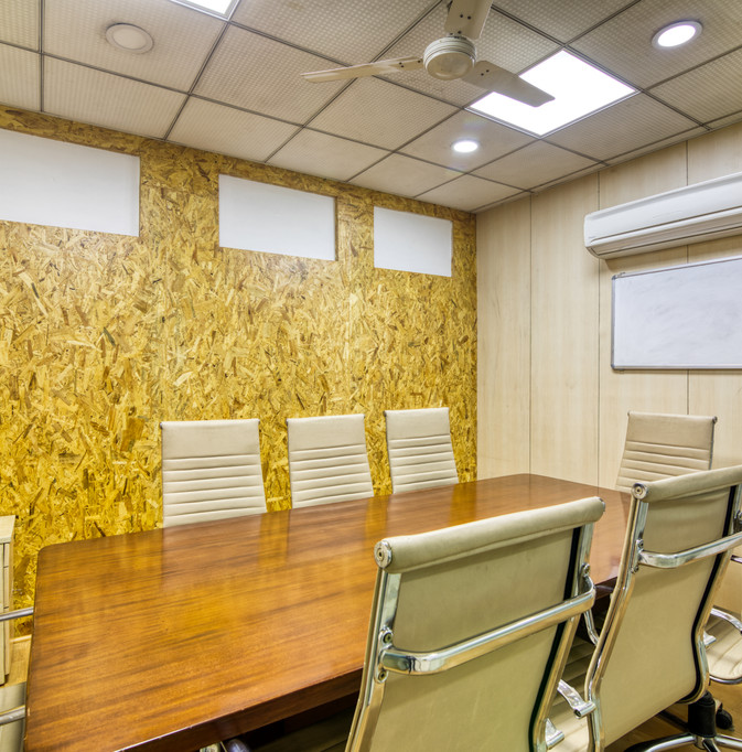 8 Seat Conference Room
