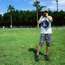 T-shirt KS②(モデル身長115センチ)