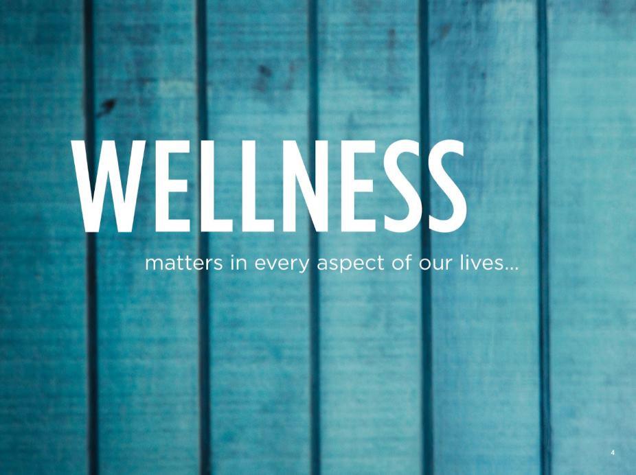 Delivering Wellness Overview