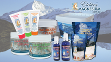 Nutrition Via Skin Transdermal Magnesium