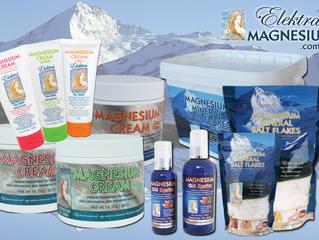 Nutrition Via Skin Transdermal Magnesium
