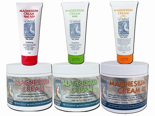 Elektra Magnesium Creams