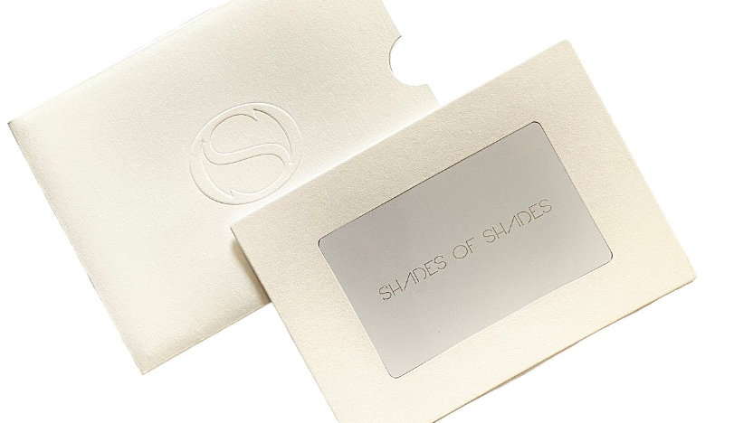 Shades Of Shades® Gift Card