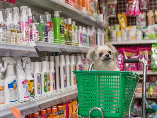 Como posicionar os produtos no seu pet shop?