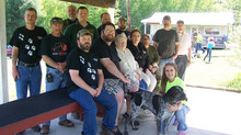 Wounded Warriors From Hunts For the Healing Come to Endless Mountain Coon Club