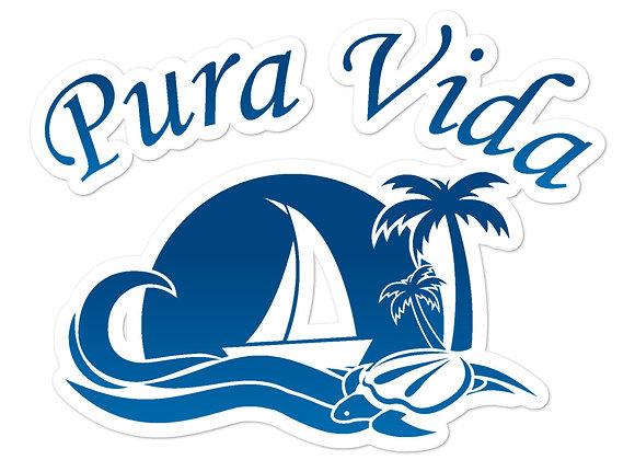 SV Pura Vida Bubble-free stickers