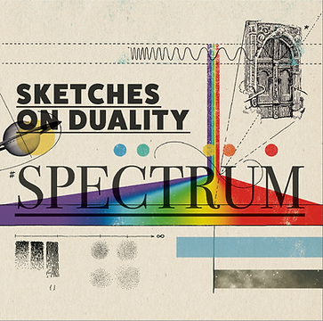 Sketches on Duality Album Artwork Front.