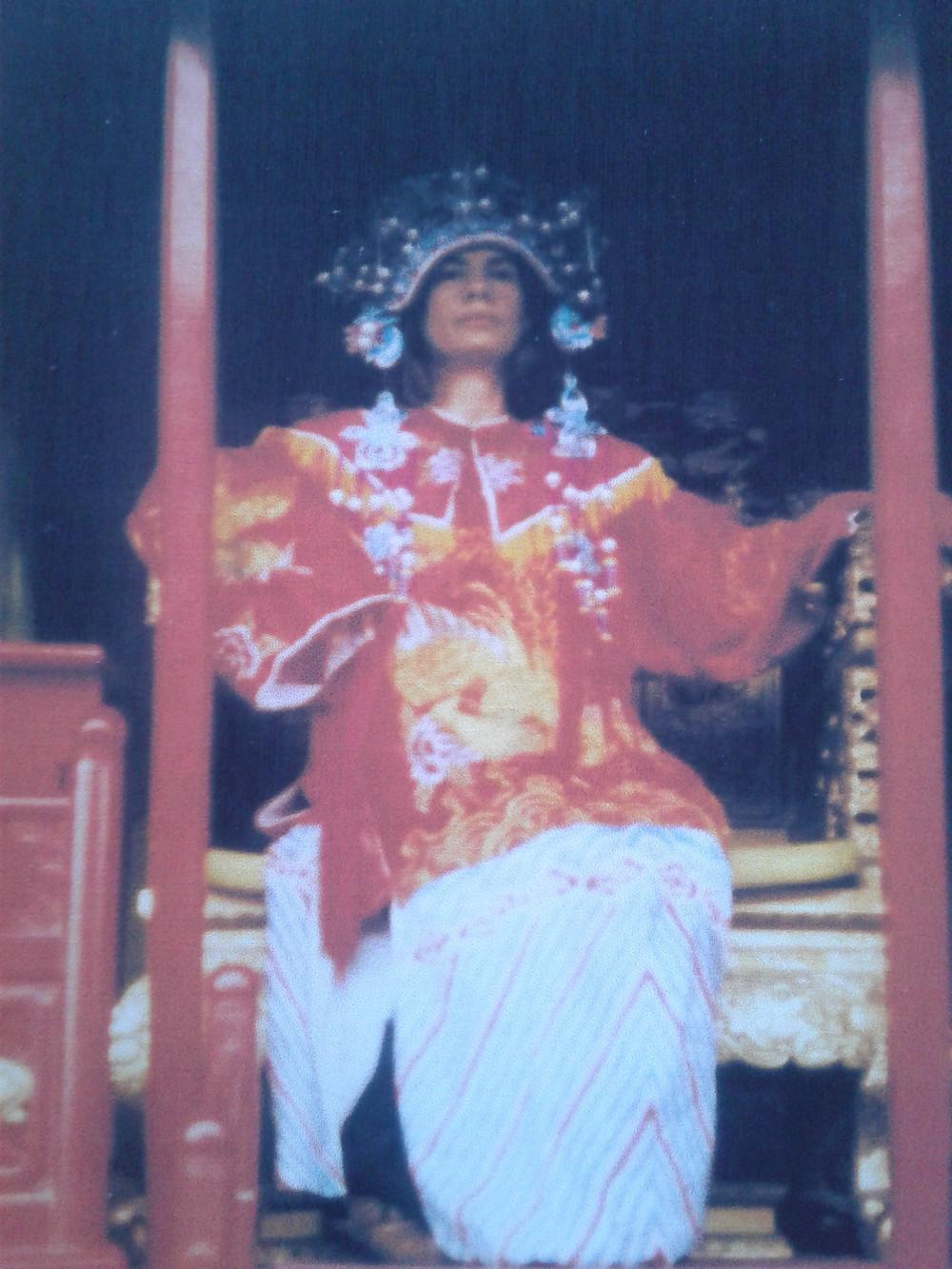 Rita in China 1997
