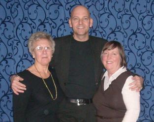 Kevin Barry , Maureen & Margaret