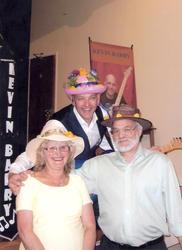 Kevin Barry, Maureen & Alan