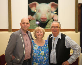 Kevin, Wendy & Ken At Felsted