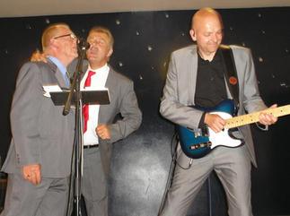 Kevin Barry, Colin & Graham