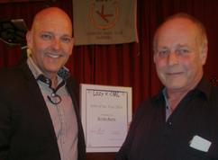 Lazy K Award 2014
