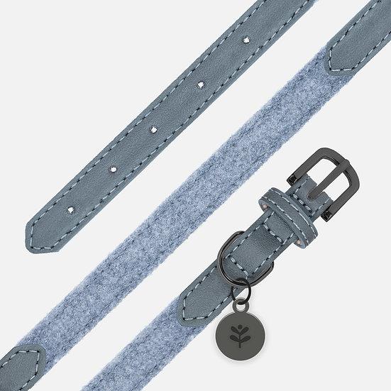 Grey Classic Collar