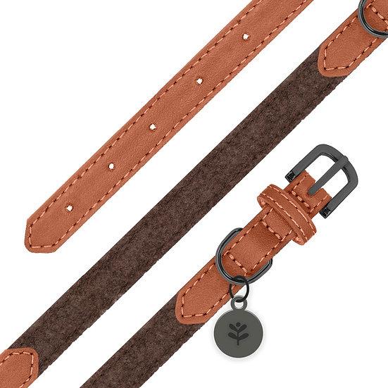 Brown Classic Collar