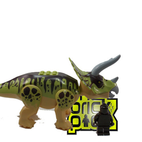 TRICERATOPS MEDIUM SIZE