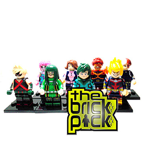 MY HERO ACADEMIA SET OF 8