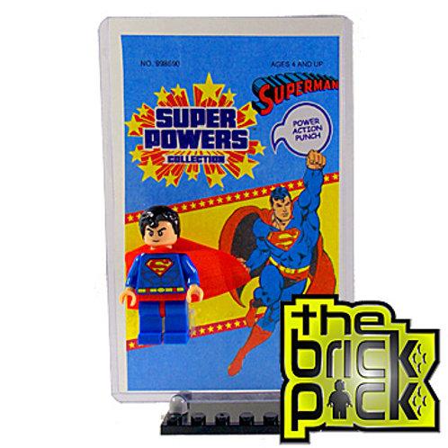 SUPERMAN COLLECTOR DISPLAY