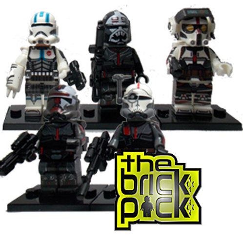 THE BAD BATCH SET