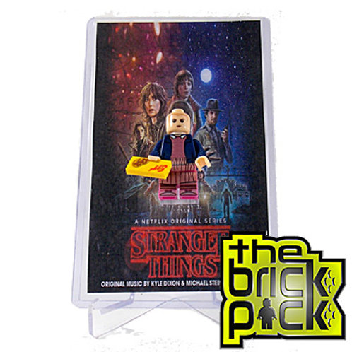 STRANGER THINGS COLLECTOR DISPLAY