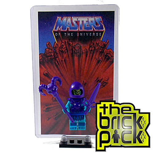 SKELETOR COLLECTOR DISPLAY