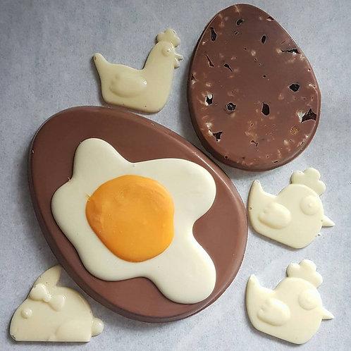2D Easter Eggs