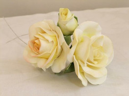 Handcrafted Roses