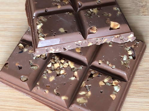 Milk Flavoured Belgian Chocolate Bars