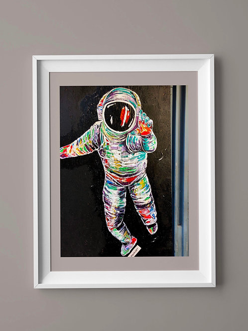 Limited Edition Print: Astronaut