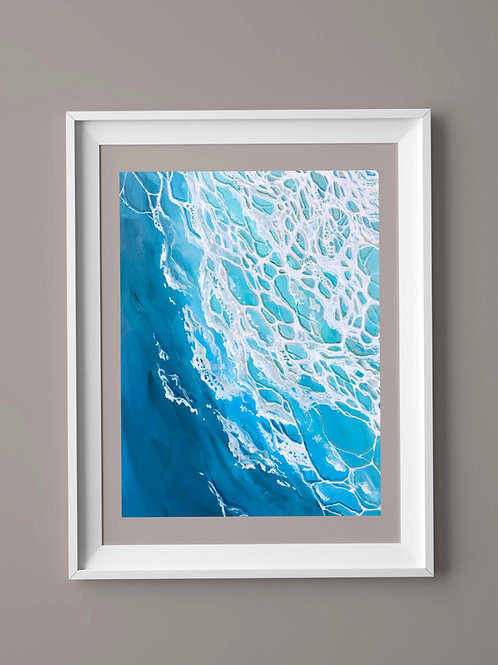 Limited Edition Print: Whitewater II