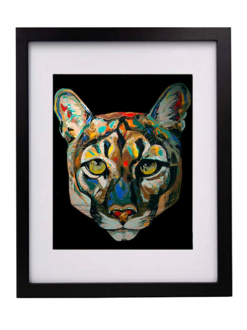 Limited Edition Print: Florida Panther