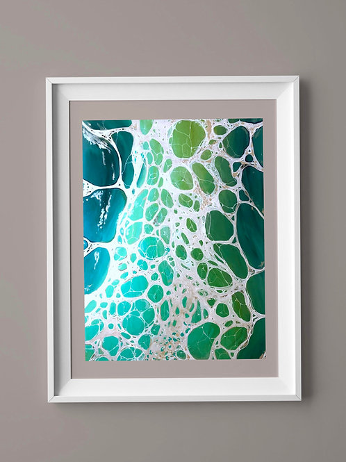 Limited Edition Print: Whitewater I