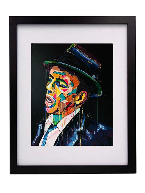 Limited Edition Print: Frank Sinatra