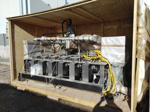 UG01 - Used IV Bag CCI Test Machine