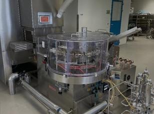 SW003 - Sterile Liquid Vial Filling Machine