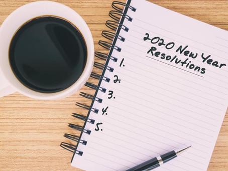 איפה רשימת ההחלטות שלך לשנה החדשה נמצאת עכשיו?