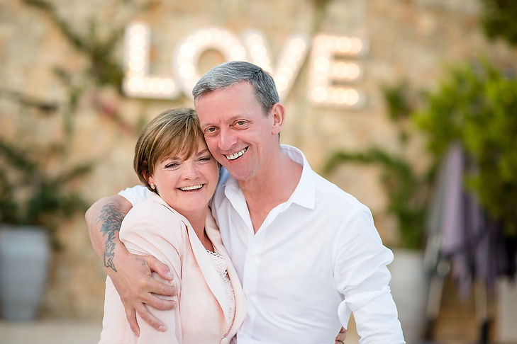 Andrea Hall based in Wexford, Ireland - Vow Renewal Package