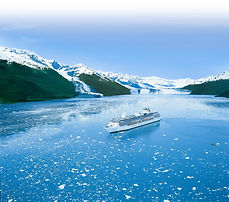 Princess Cruises in Alaska